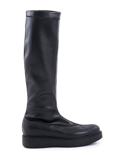 Deri Çizme-Rouge
